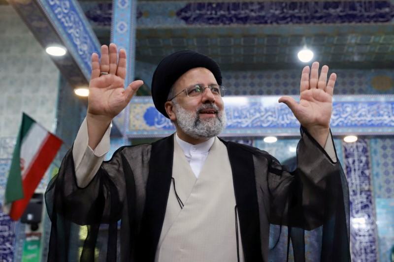 Juez sancionado por EEUU se dispone a hacerse con la presidencia de Irán