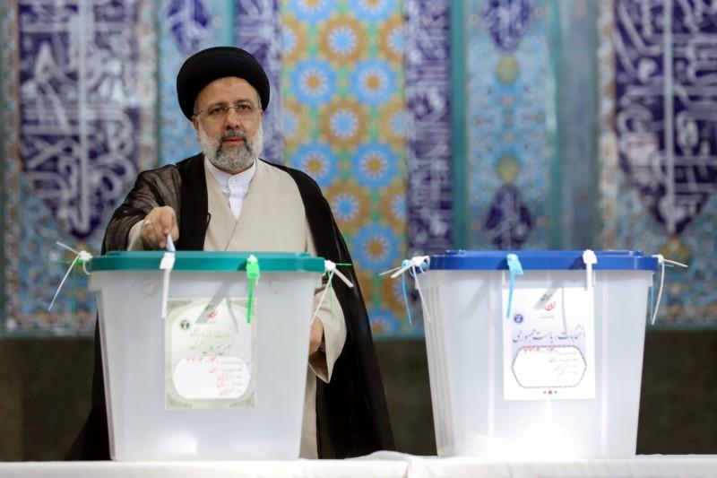 Khamenei protege wins Iran election amid low turnout