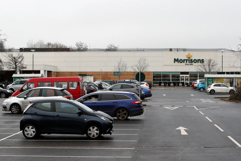 UK's Morrisons rejects $7.6 billion takeover proposal from CD&R