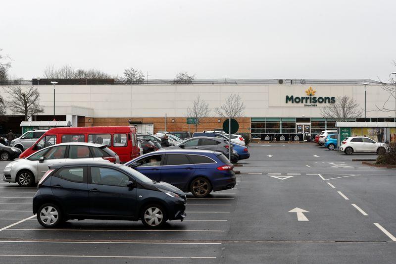 UK's Morrisons declines comment on report of 5.5 billion stg bid approach
