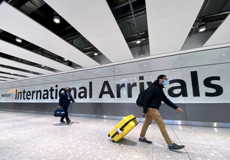Airlines, holiday companies ramp up pressure on Britain to ease travel rules