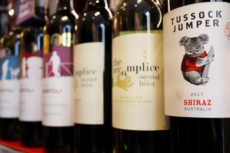 Australia: taking China to WTO over wine tariffs enables negotiations