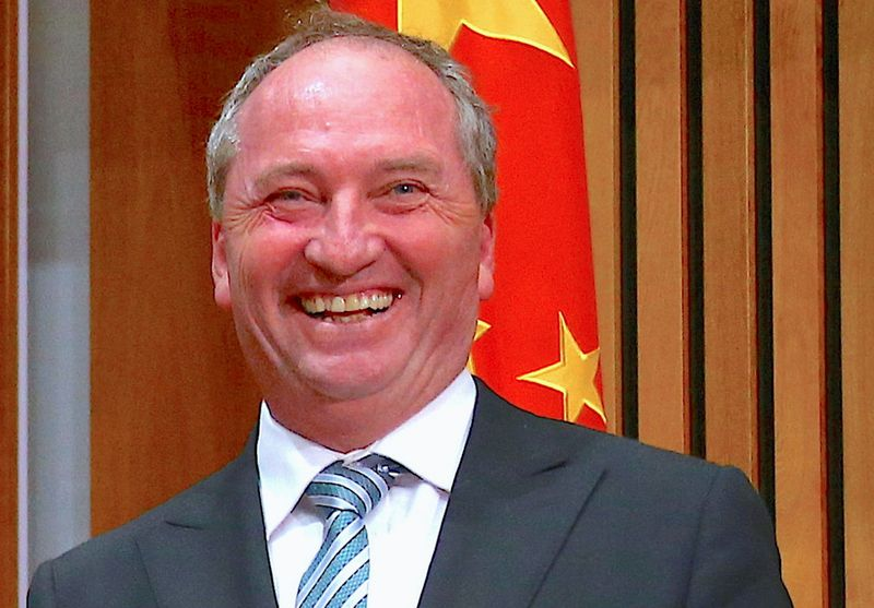 New deputy PM in Australia after party revolt