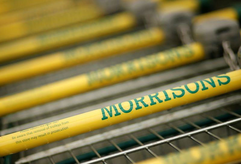 Tesco old boys square up in U.S. bid for Morrisons