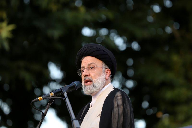中国国家主席、イラン新大統領に祝意