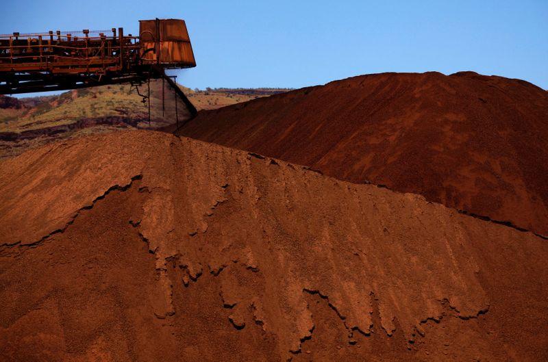 Minério de ferro despenca após China anunciar investigação sobre mercado 'spot'