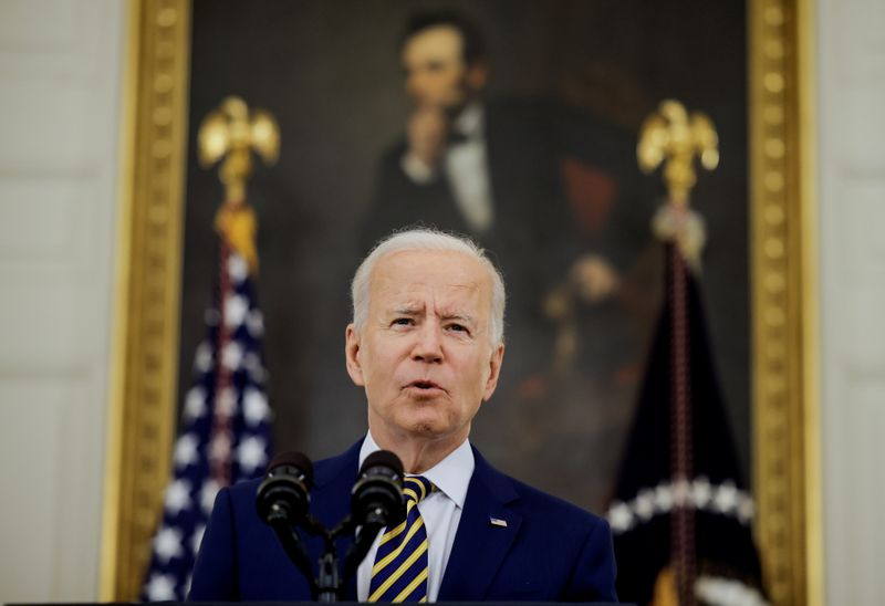 Biden says he has concerns about bipartisan infrastructure plan