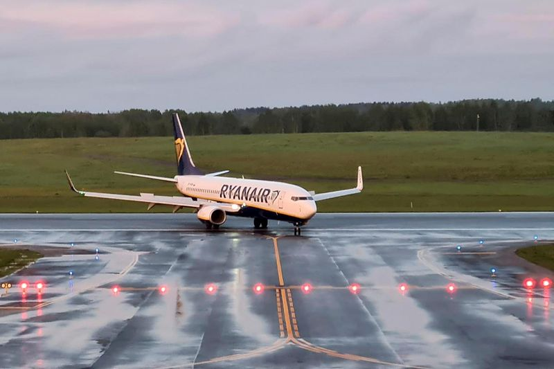 West hits Belarus with new sanctions over Ryanair 'piracy'