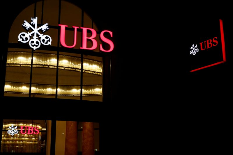 UBS hires Morgan Stanley bankers to lead U.S. outsourced trading drive