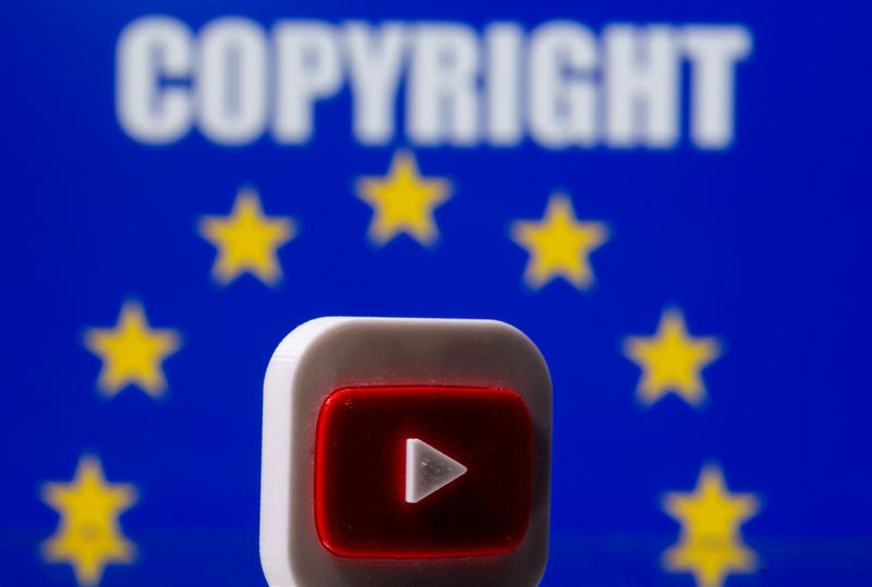 EU top court hands win to YouTube in user copyright fight