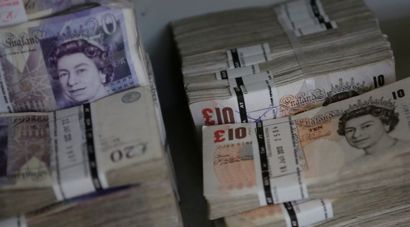 Sterling slips, hovering around $1.39 as dollar recovers
