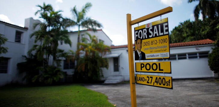 米中古住宅販売、5月は4カ月連続で減少 価格なお高値更新
