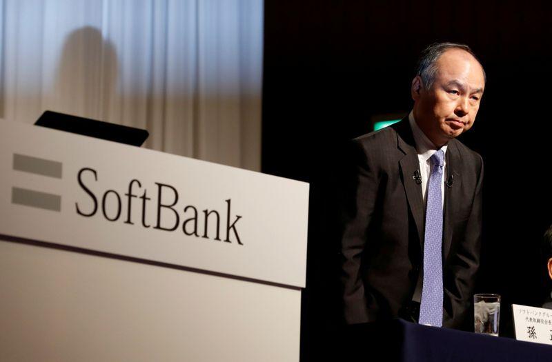 SoftBank CEO Son says share buybacks remain an option for firm
