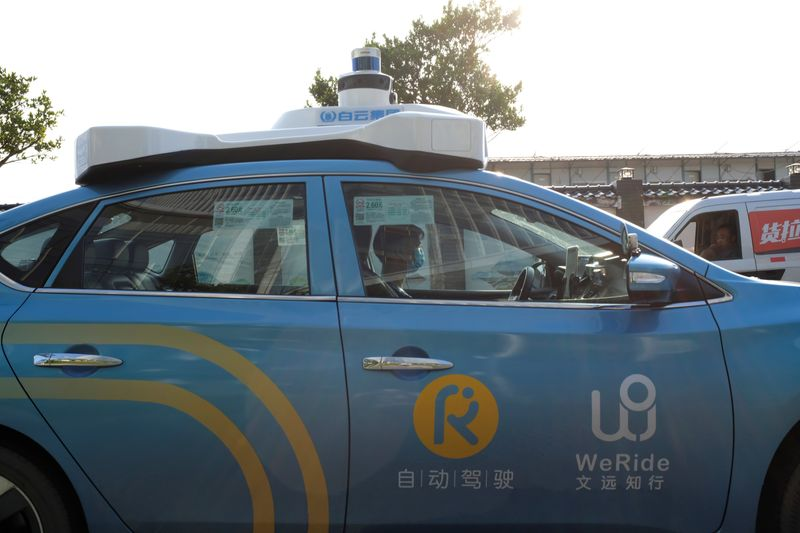 Self-driving startup WeRide deepens ties with Nissan, raises $310 million