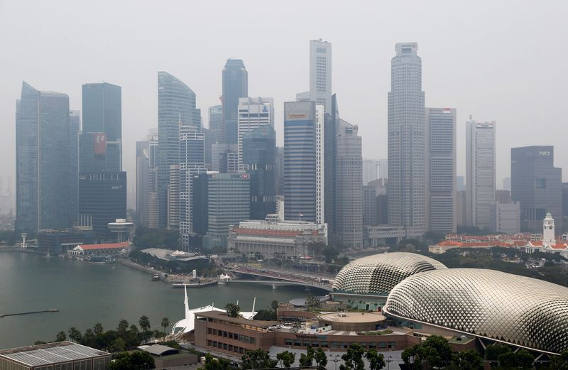 Singapore wants global standards for green financing