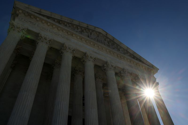Biden ousts housing finance chief after U.S. Supreme Court ruling