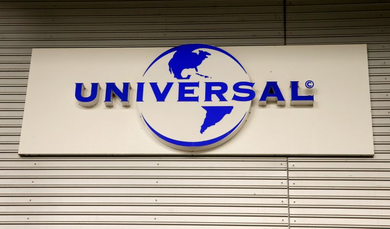 Ackman sees path to possible U.S. listing for Universal, working on next deal