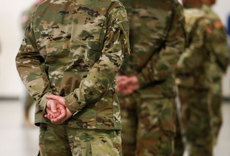 'The time has come' - U.S. lawmakers push overhaul of military assault prosecutions