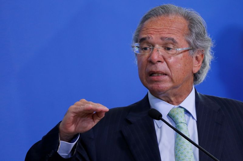 Brazil real to strengthen 'much more', says economy minister