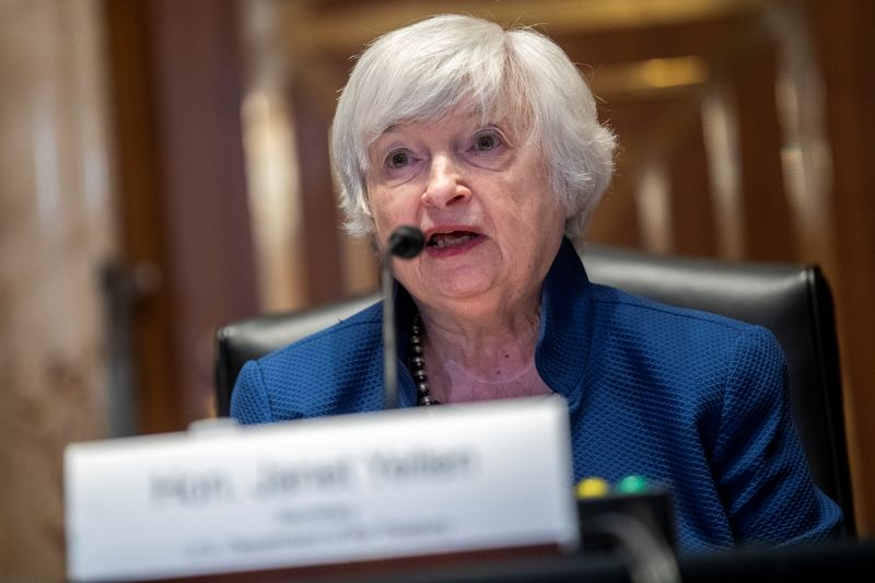 Yellen warns Congress of 'unthinkable' U.S. default risk without debt limit hike