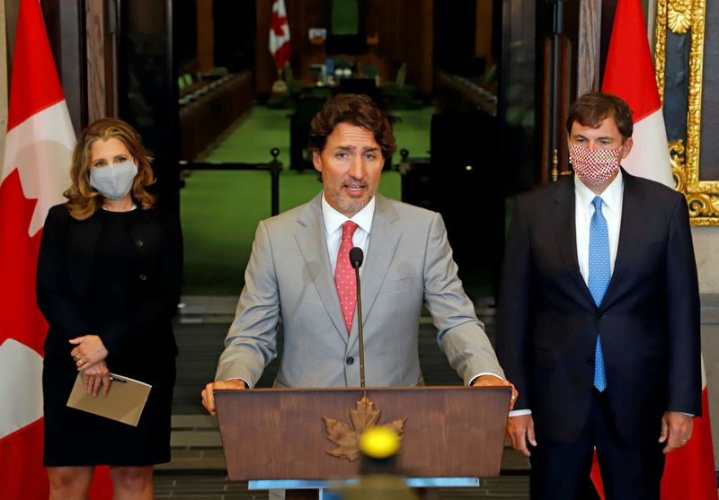 Canada lawmakers pass budget bill with pandemic supports ahead of summer recess