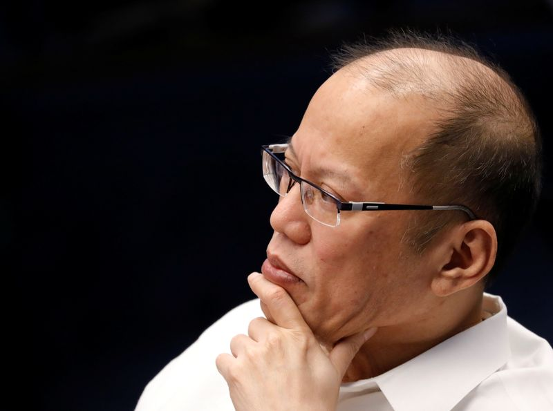 Former Philippine President Benigno Aquino dies in hospital -sources