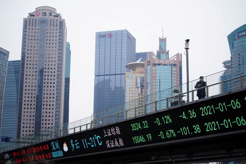 Global shares gain as infrastructure spending, jobs data boost