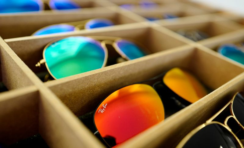 Ray-Ban maker EssilorLuxottica considers suing GrandVision over $8.6 billion deal -source