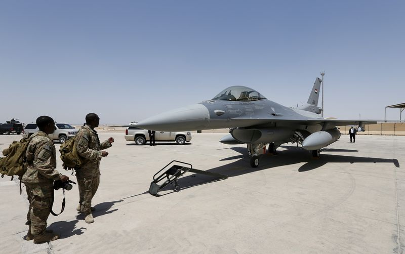 U.S. State Dept OKs possible sale of F-16s, missiles to Philippines