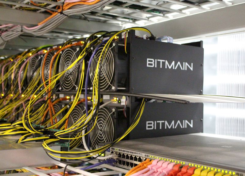 China's Bitmain suspends sales of cryptomining machines after Beijing's mining ban