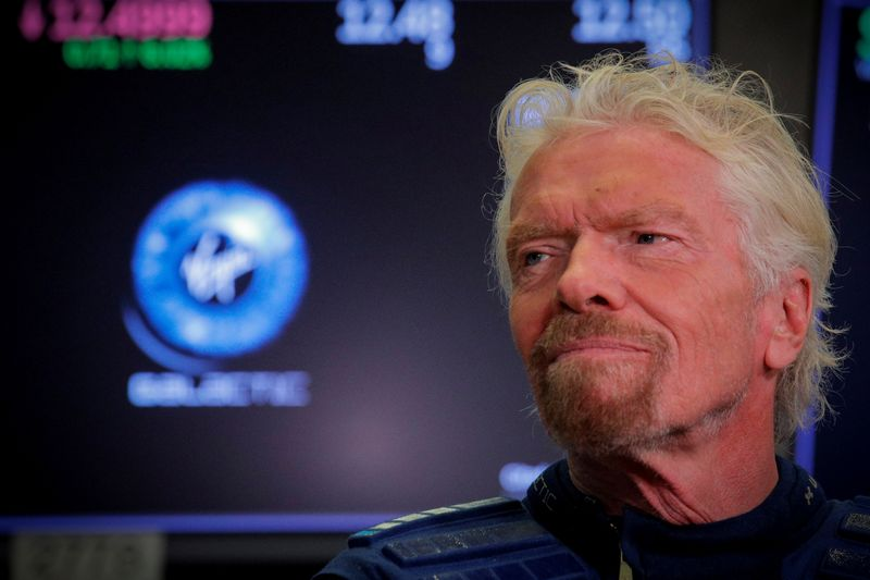 Branson's Virgin Galactic cleared for takeoff as space tourism race heats up