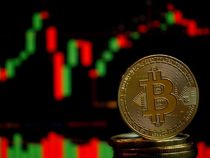 Bitcoin falls 8.5% to $31,700