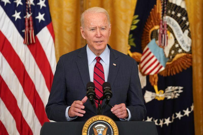 Biden to up pressure on lawmakers as infrastructure talks enter next stage