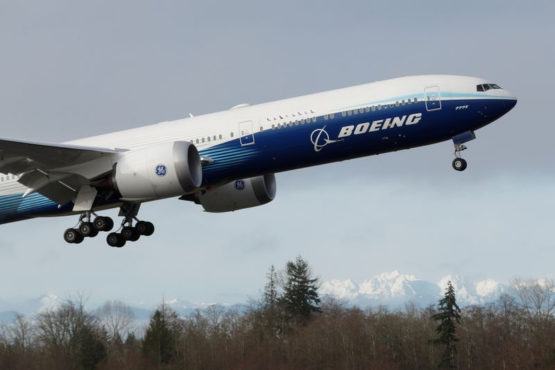Boeing 777X 'realistically' will not win certification approval before mid-2023 - U.S. FAA