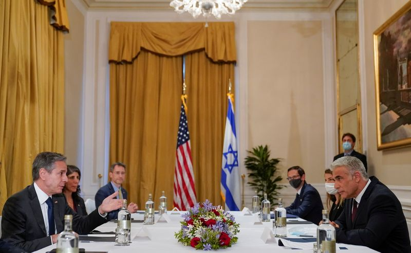 Israel tells U.S. it has serious reservations about Iran nuclear deal