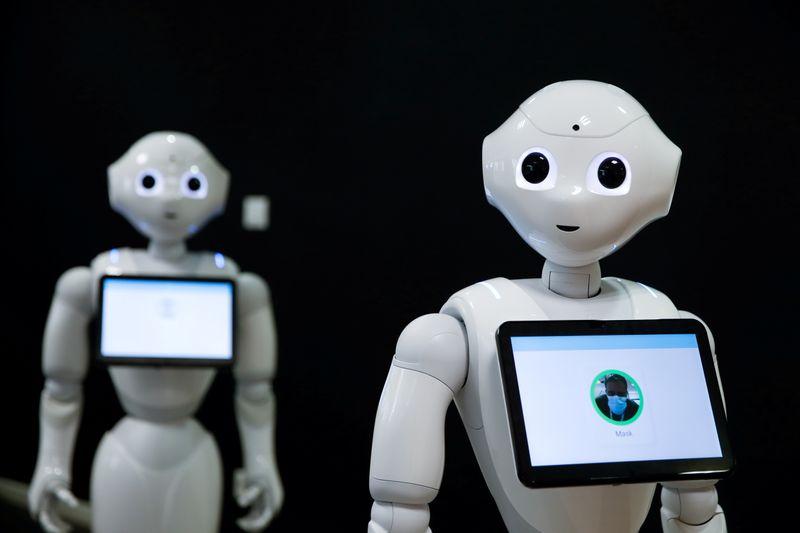 Exclusive: SoftBank shrinks robotics business, stops Pepper production - sources