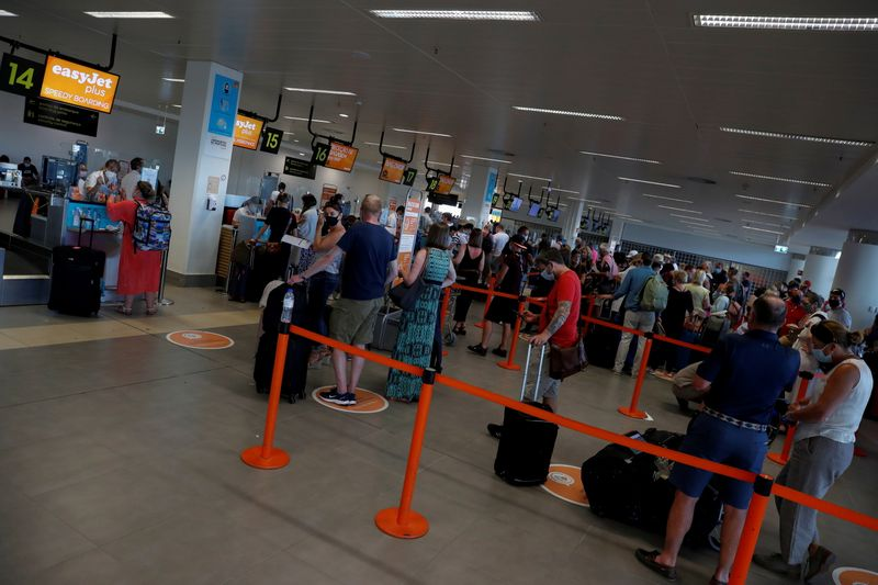 EU airlines, airports warn digital COVID certificate roll-out risks chaos