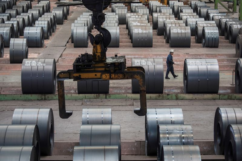 Steel sector may be saddled with up to $70 billion stranded assets - report