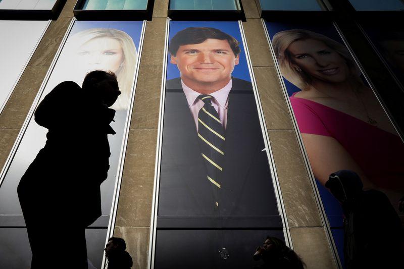 U.S. intelligence agency says it isn't spying on Fox's Tucker Carlson