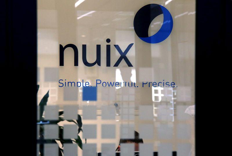 Australia's Nuix slumps another 15% as regulator probes financial statements