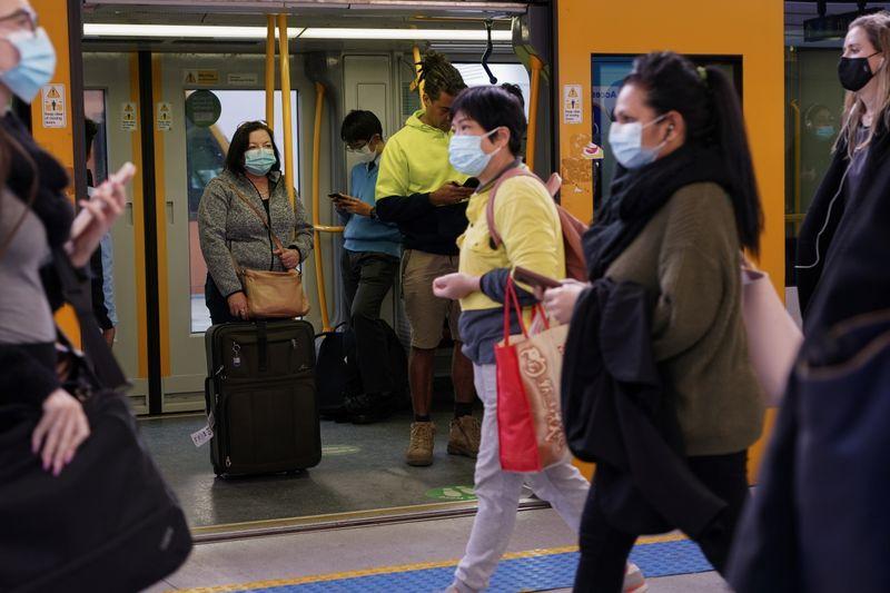 Australia's NSW state says Delta outbreak grows despite lockdown