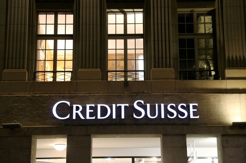 Credit Suisse to realign strategy this year, chairman says