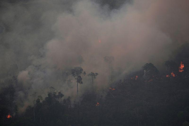 Amazônia tem em junho maior número de queimadas desde 2007