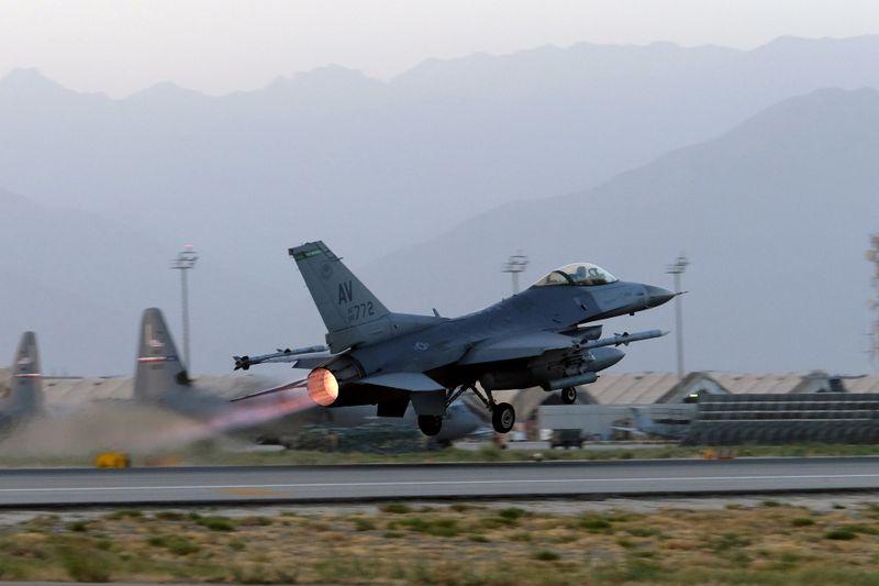 U.S. forces leave Bagram base in Afghanistan - official