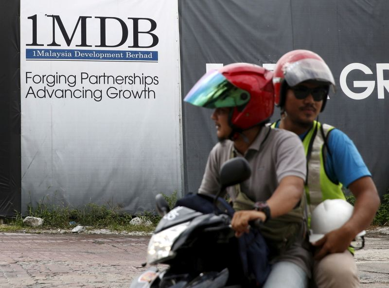 Malaysia's AmBank pays $432 million in 1MDB settlement - finance ministry