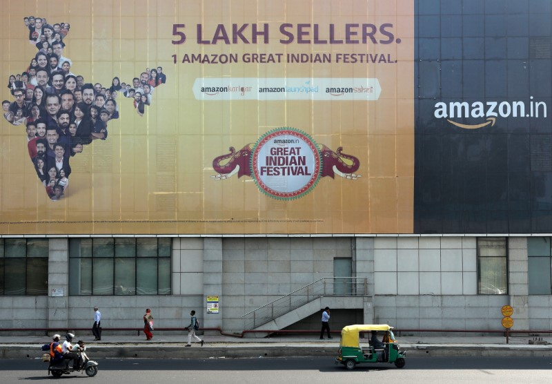 Amazon, Tata say Indian govt e-commerce rules will hit businesses -sources