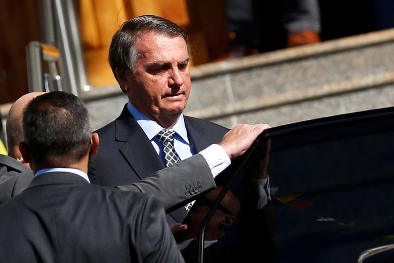 Brazil top court gives nod for probe into Bolsonaro over vaccine deal
