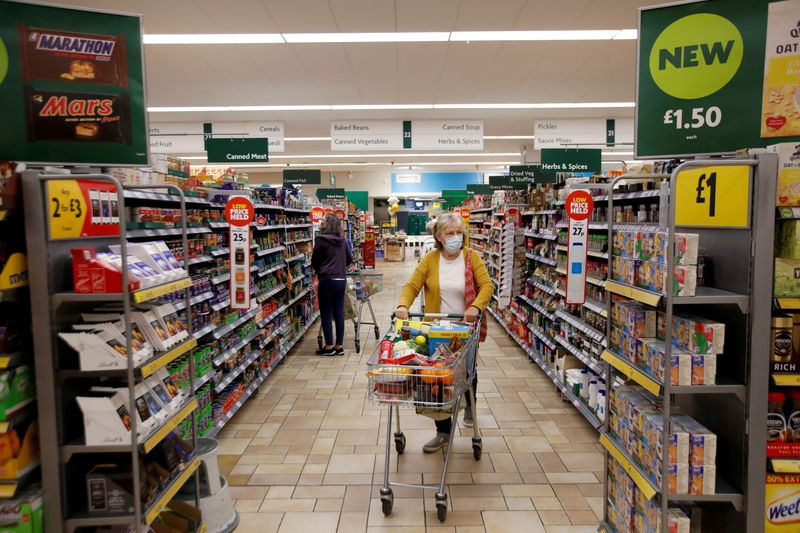 Factbox: Who's buying Britain's Morrisons?