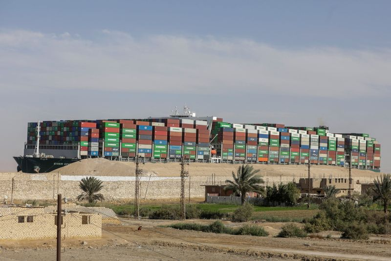 Settlement agreed to release ship that blocked Suez Canal