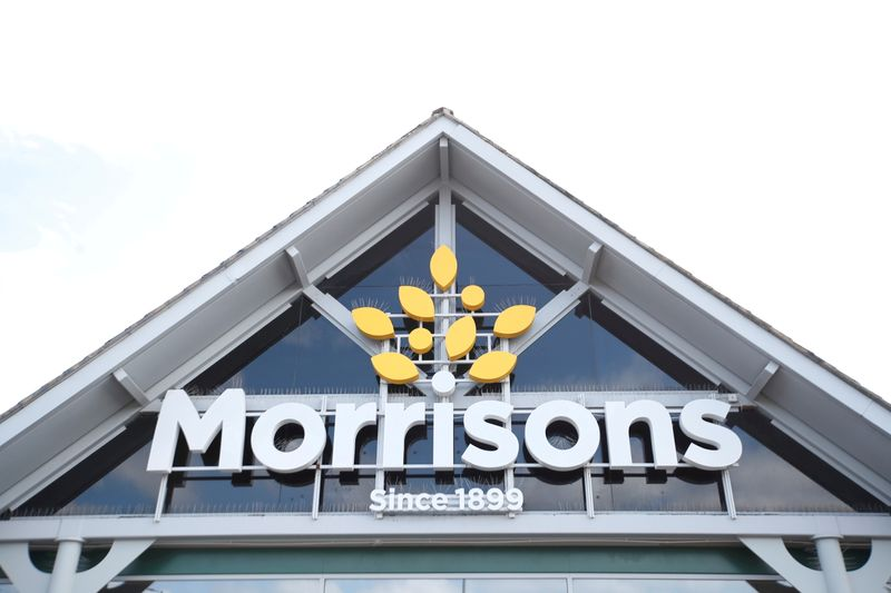 Battle for Britain's Morrisons hots up as Apollo enters fray